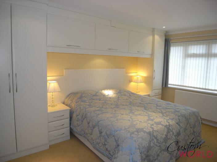 overhead wardrobes bedroom furniture 2