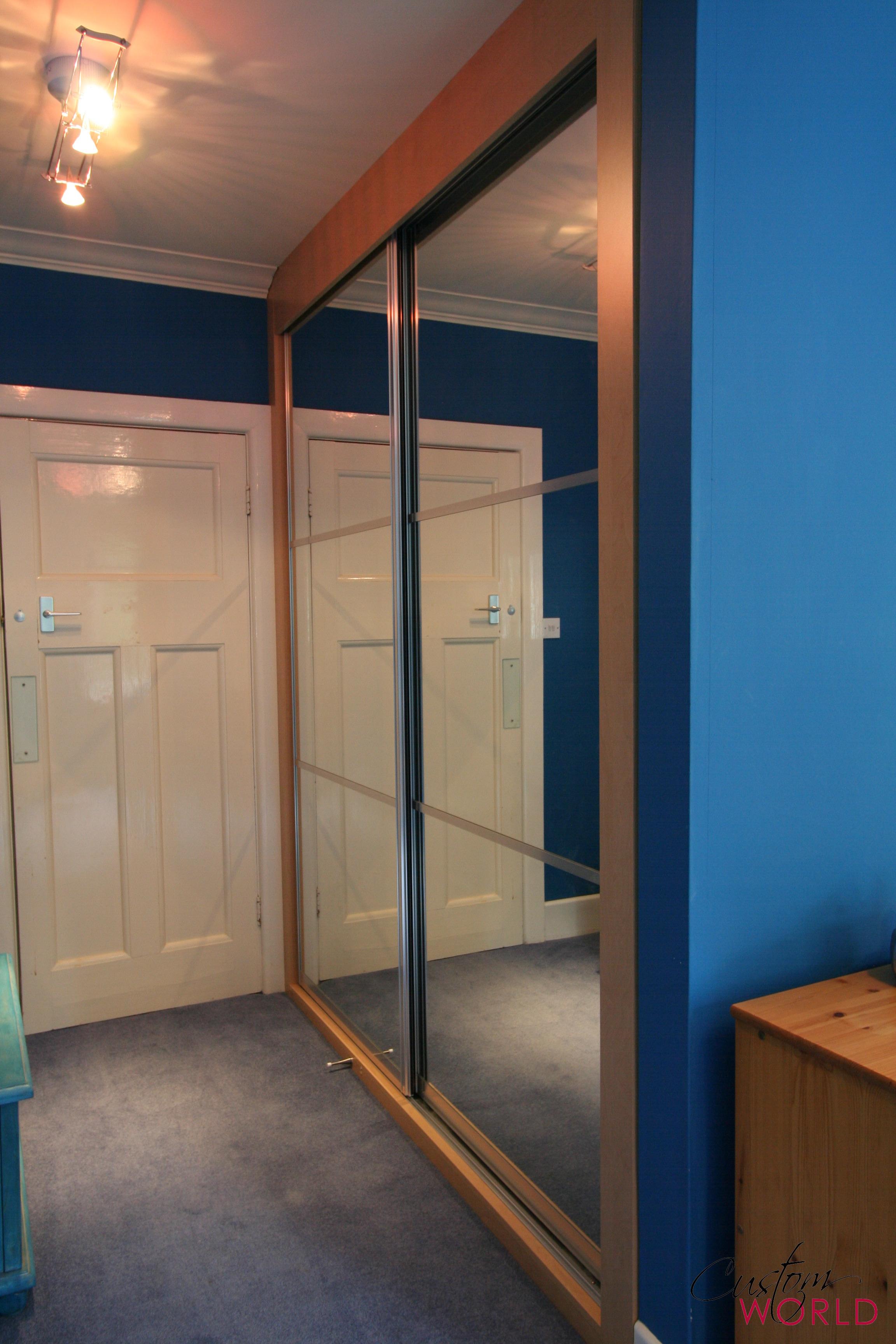 2 door sliding wardrobe