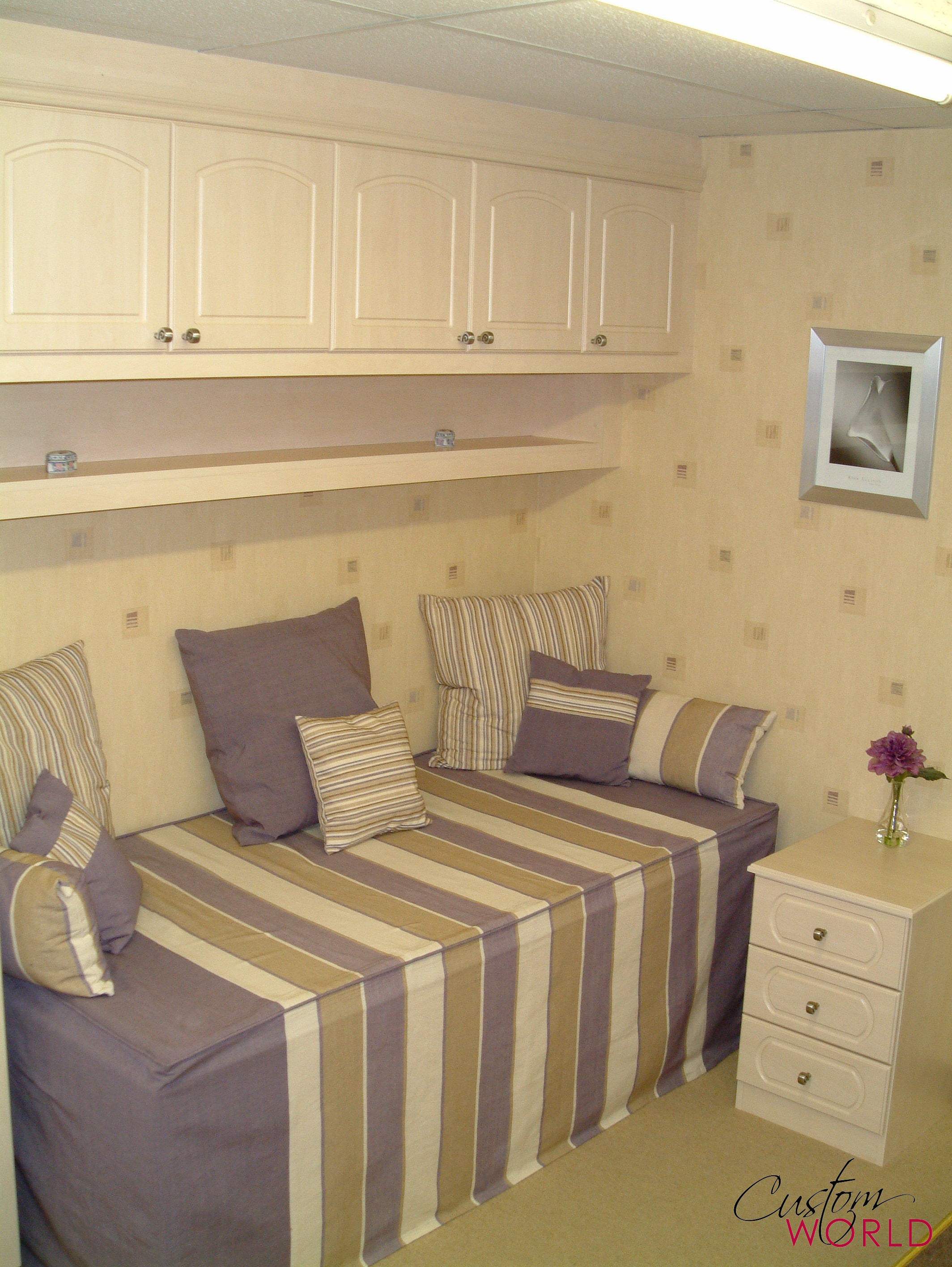 Made to measure cabin bed