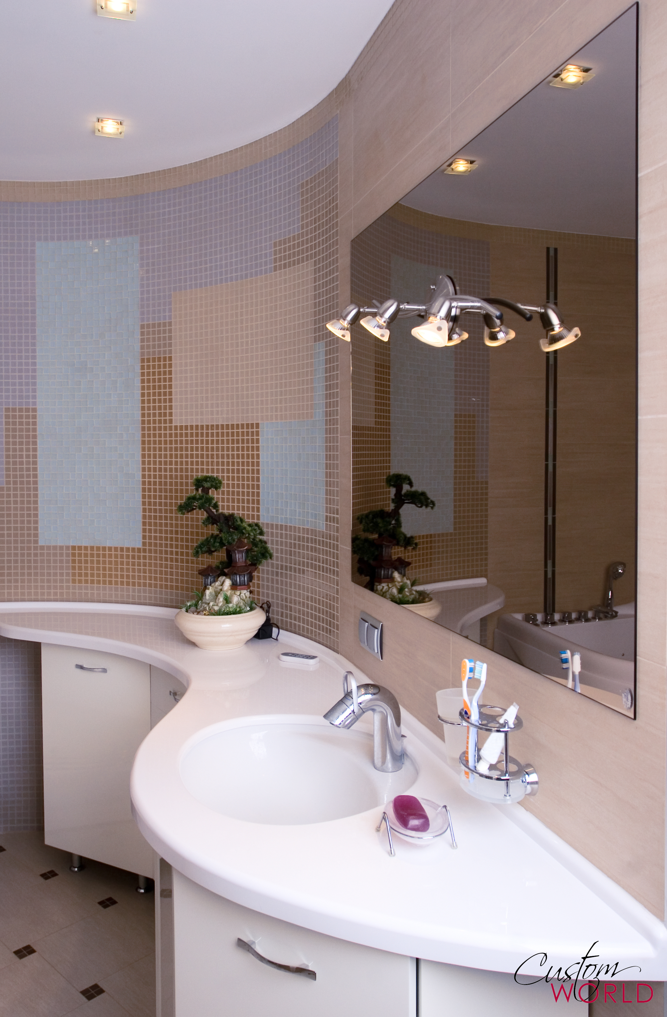 Fitted Bathroom Units Custom World Bedrooms