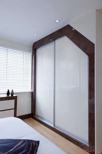 Ramplus sliding door wardrobe system