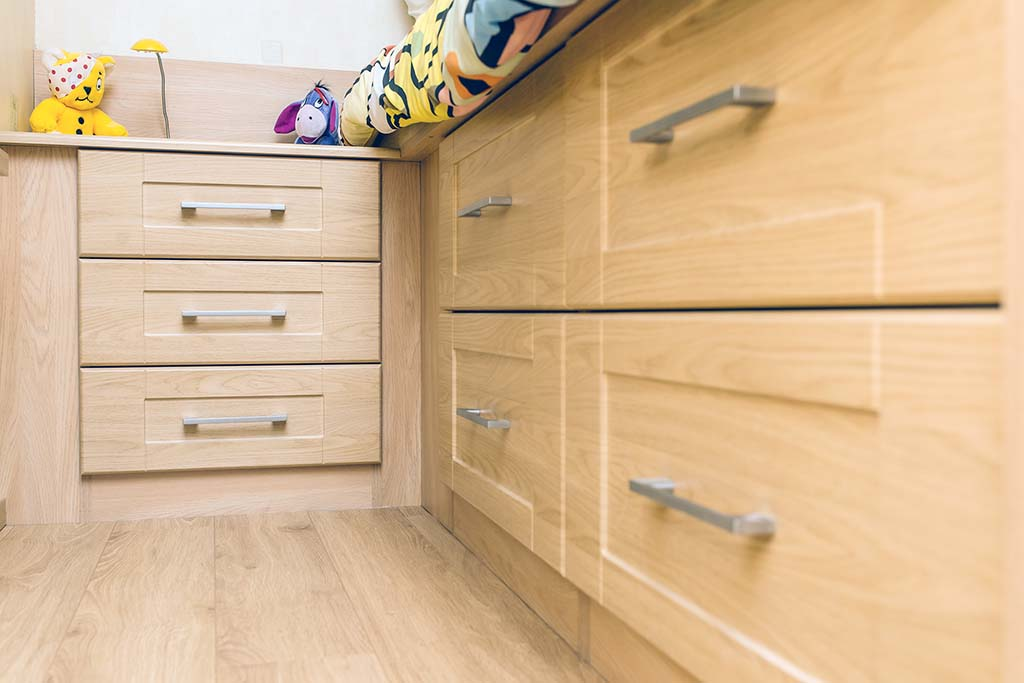 Children bedrooms custom world bedrooms for Fitted bedroom furniture 0 finance
