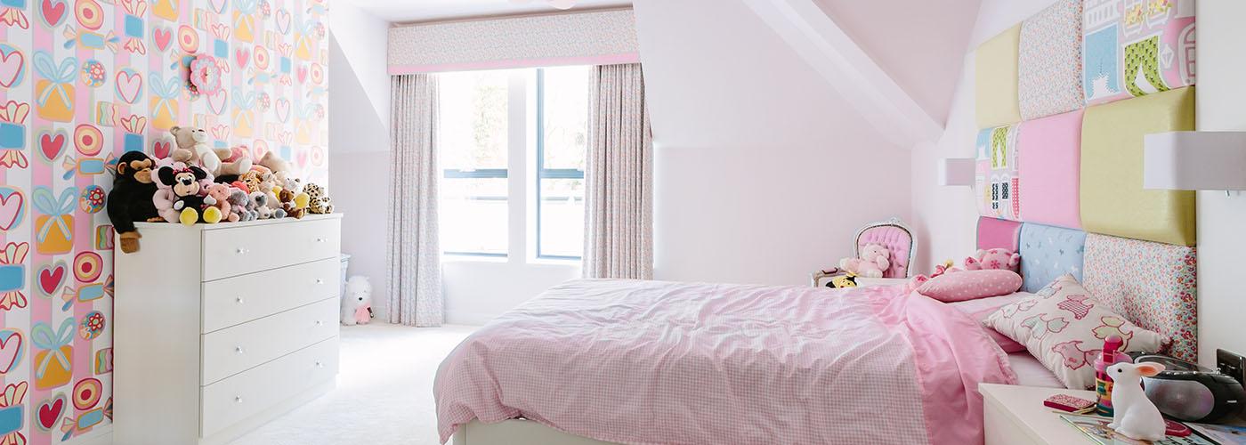 Bespoke solutions for children bedrooms