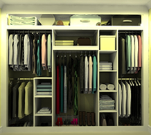 Fitted wardrobes cost