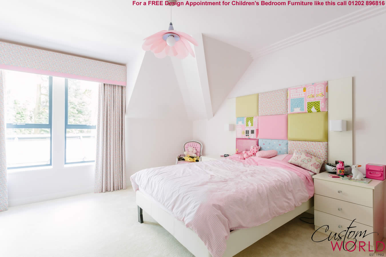 Childrens cabin beds fitted kids bedroom furniture all bespoke - Children bedrooms ...