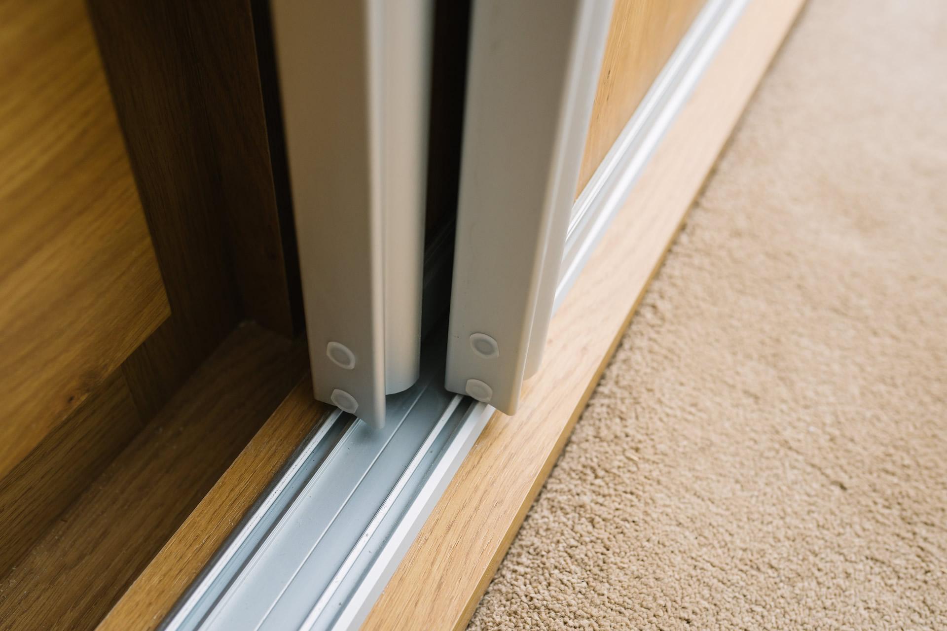 Sliding Door Wardrobes - Custom World Bedrooms