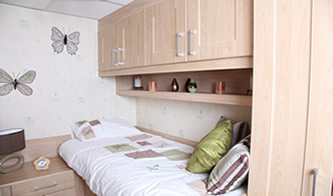 Childrens Cabin beds with wardrobes Childens storage solutions