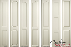 Hinged Door Designs
