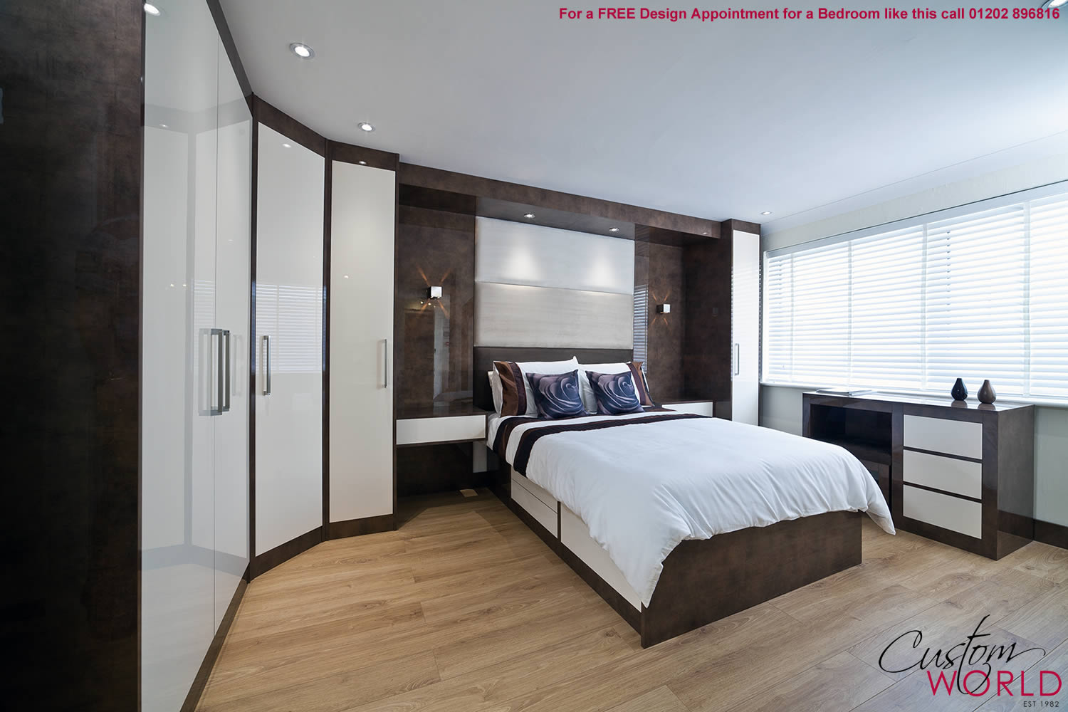 Cabin Bedroom Fitted Furniture: Fitted Furniture Poole Dorset