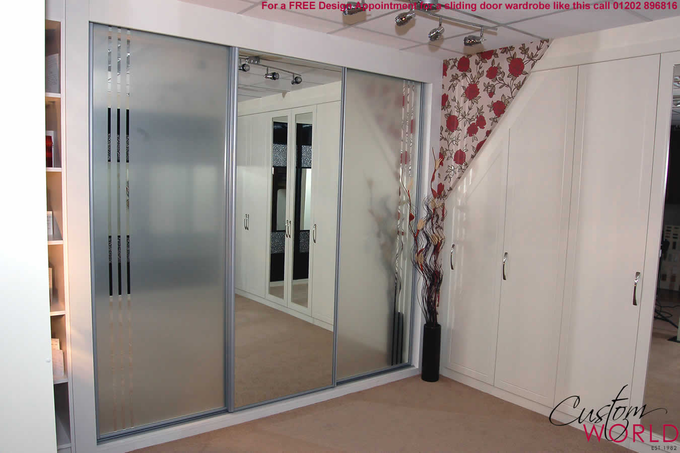 Sliding wardrobe mirror doors 3 for Sliding mirror doors