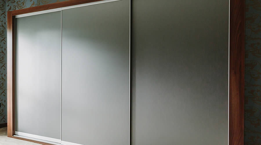 Sliding door wardrobe for hotels in Bournemouth Poole Dorset