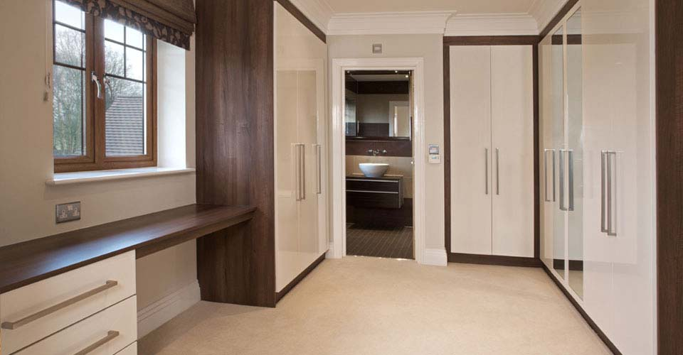 Bedroom Furniture; Fitted Bedrooms & Wardrobes from Custom World