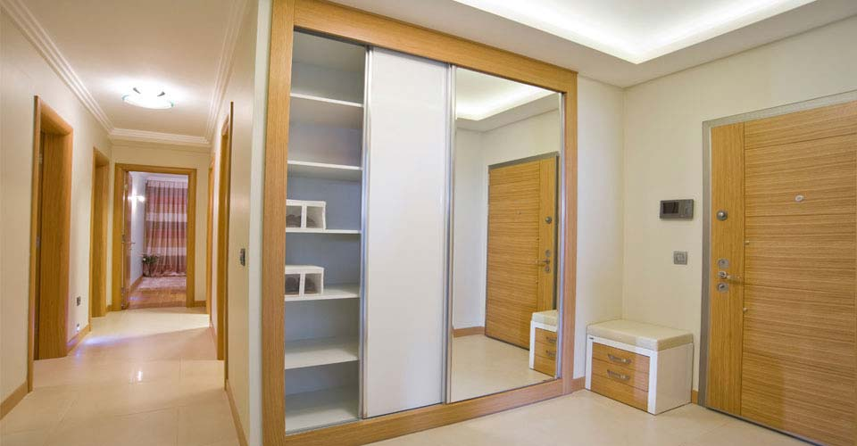 Sliding door wardrobe Bournemouth Poole Dorset