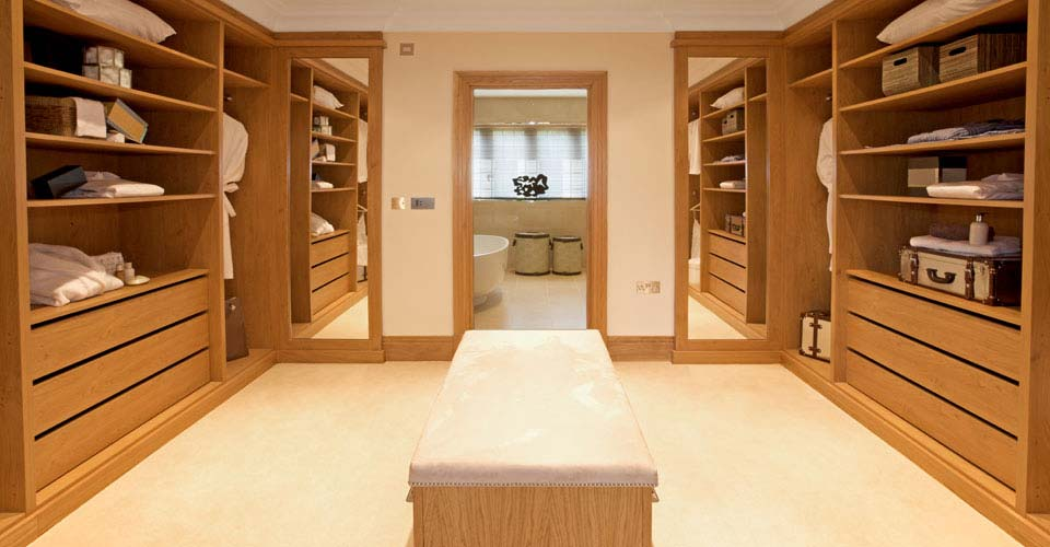 Custom World Fitted Bedroom Furniture & Built in Wardrobes made to