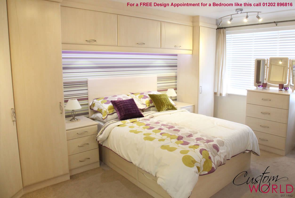 Cabin Bedroom Fitted Furniture: Fitted Furniture Blandford Forum Dorset