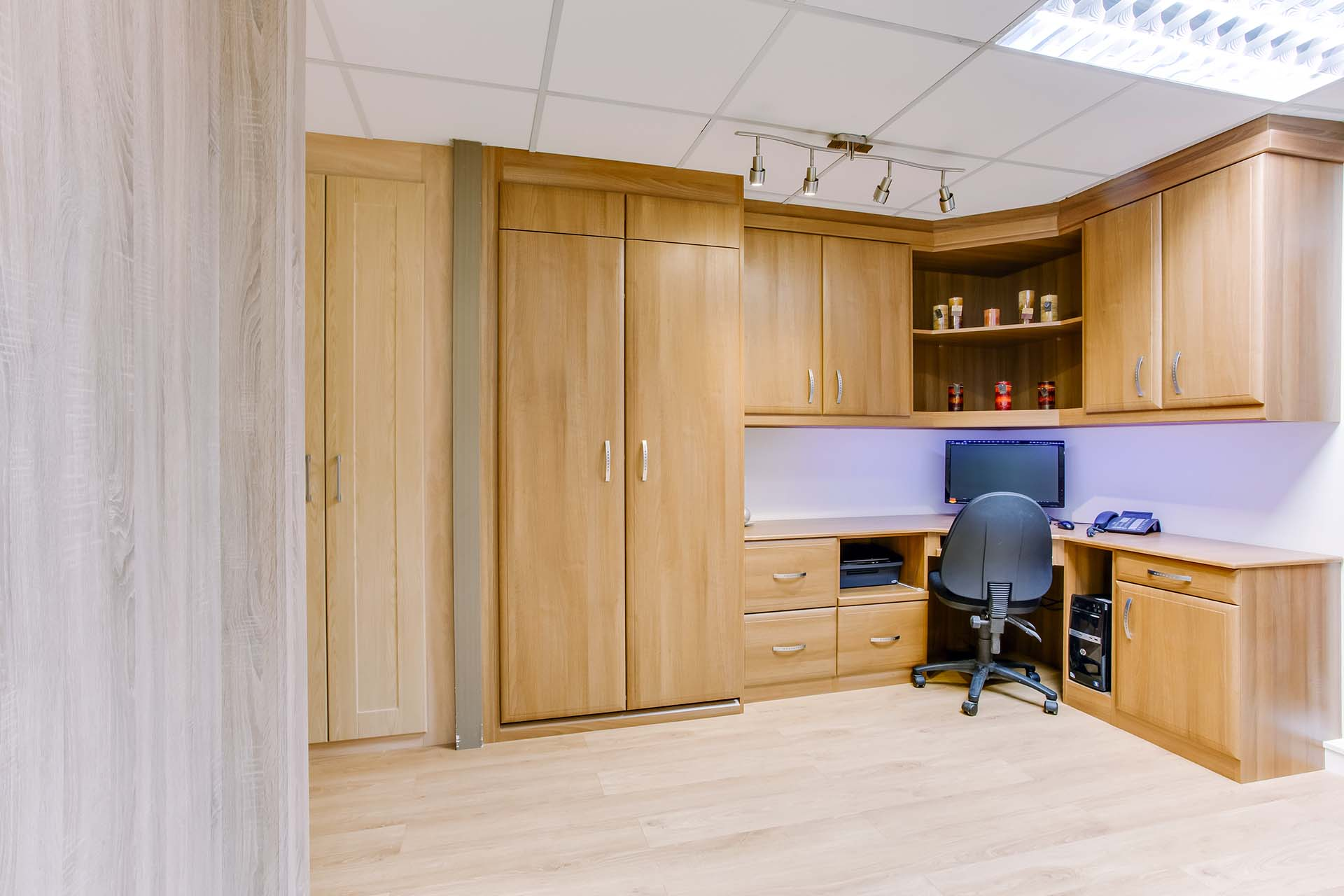 Fitted Home Offices Custom World Bedrooms