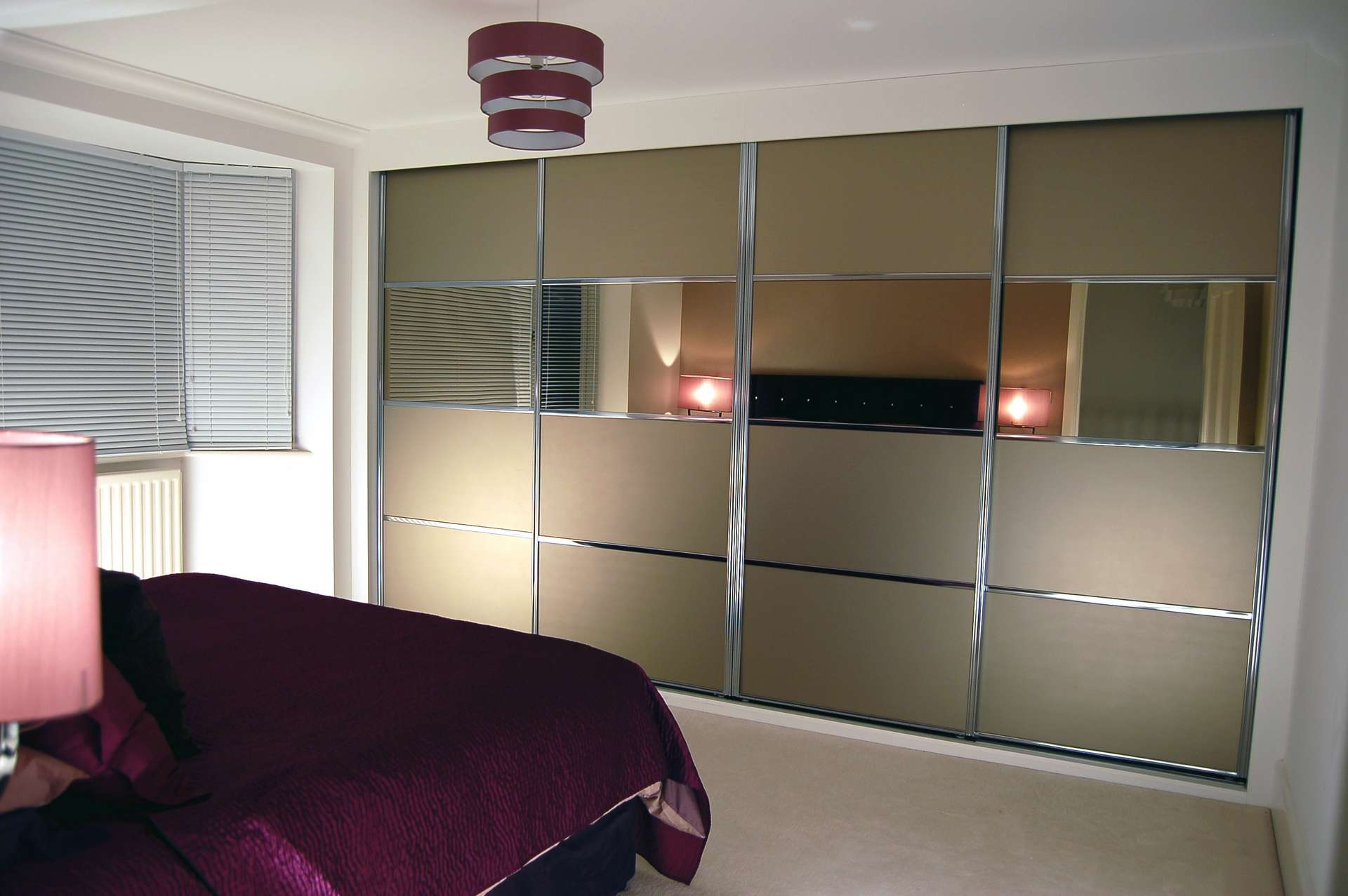 Sliding door wardrobes any size wall to wall