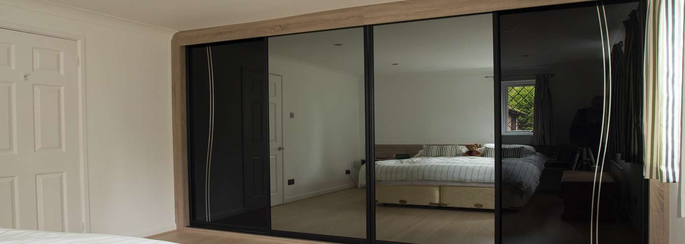 Sliding Door Wardrobes From Just £795