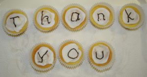 Wardrobe and furniture - a thank you from Custom World for the fairy cakes