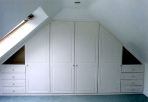 Custom made wardrobe doors