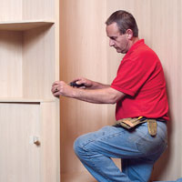 Doors for fitted wardrobes - replacement wardrobes