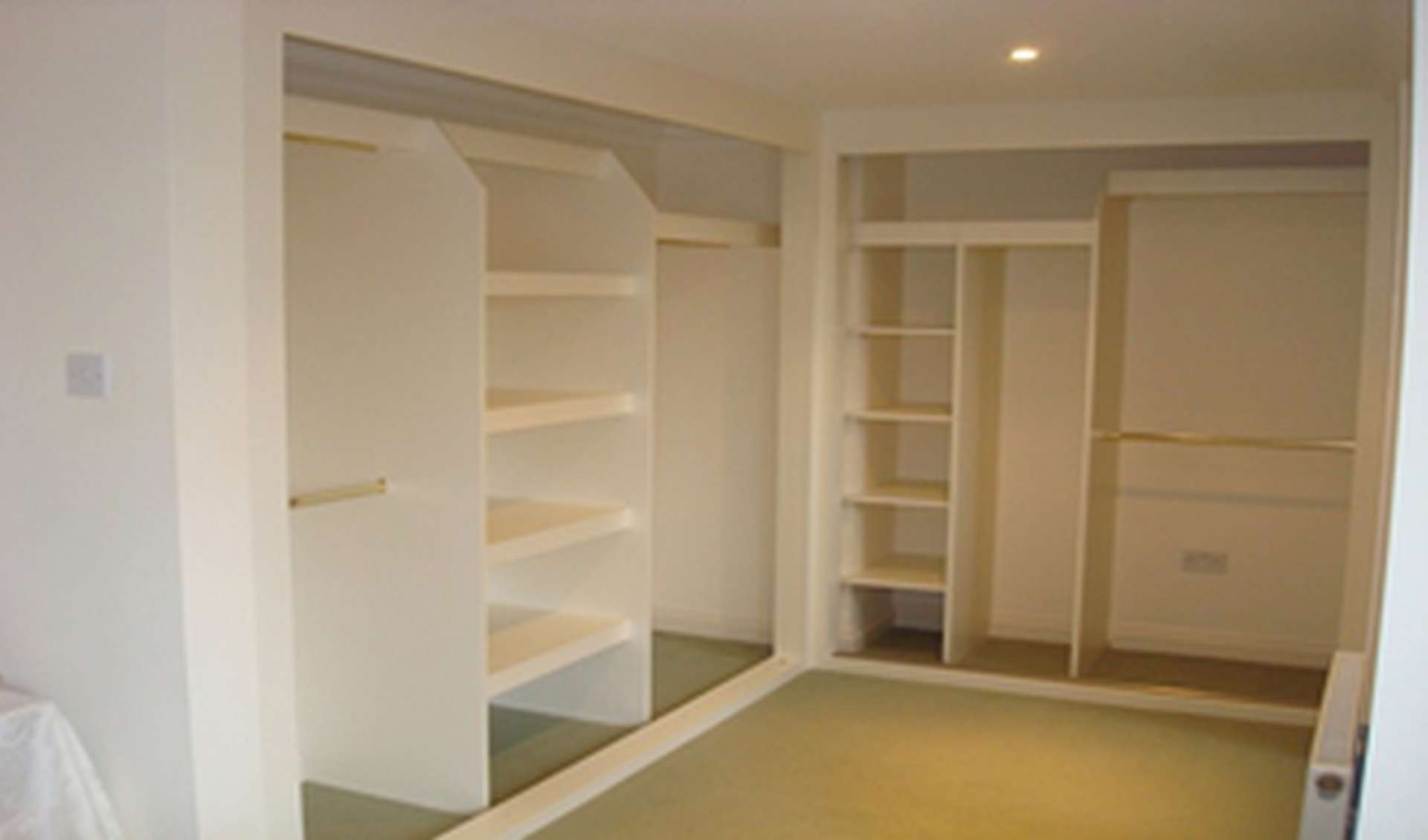 Fitted storage solutions fitted bedroom storage ideas for Bedroom storage ideas