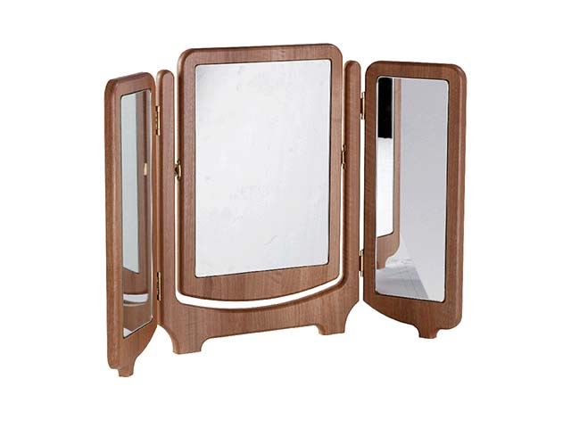 Modern traditional mirror