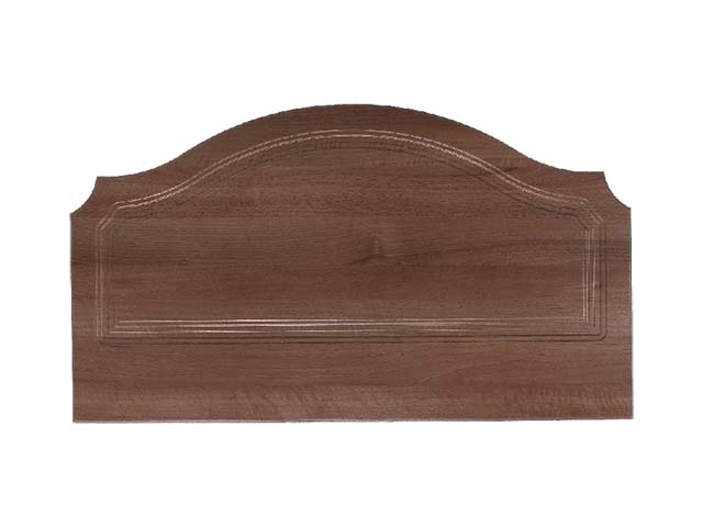 Single gem headboard