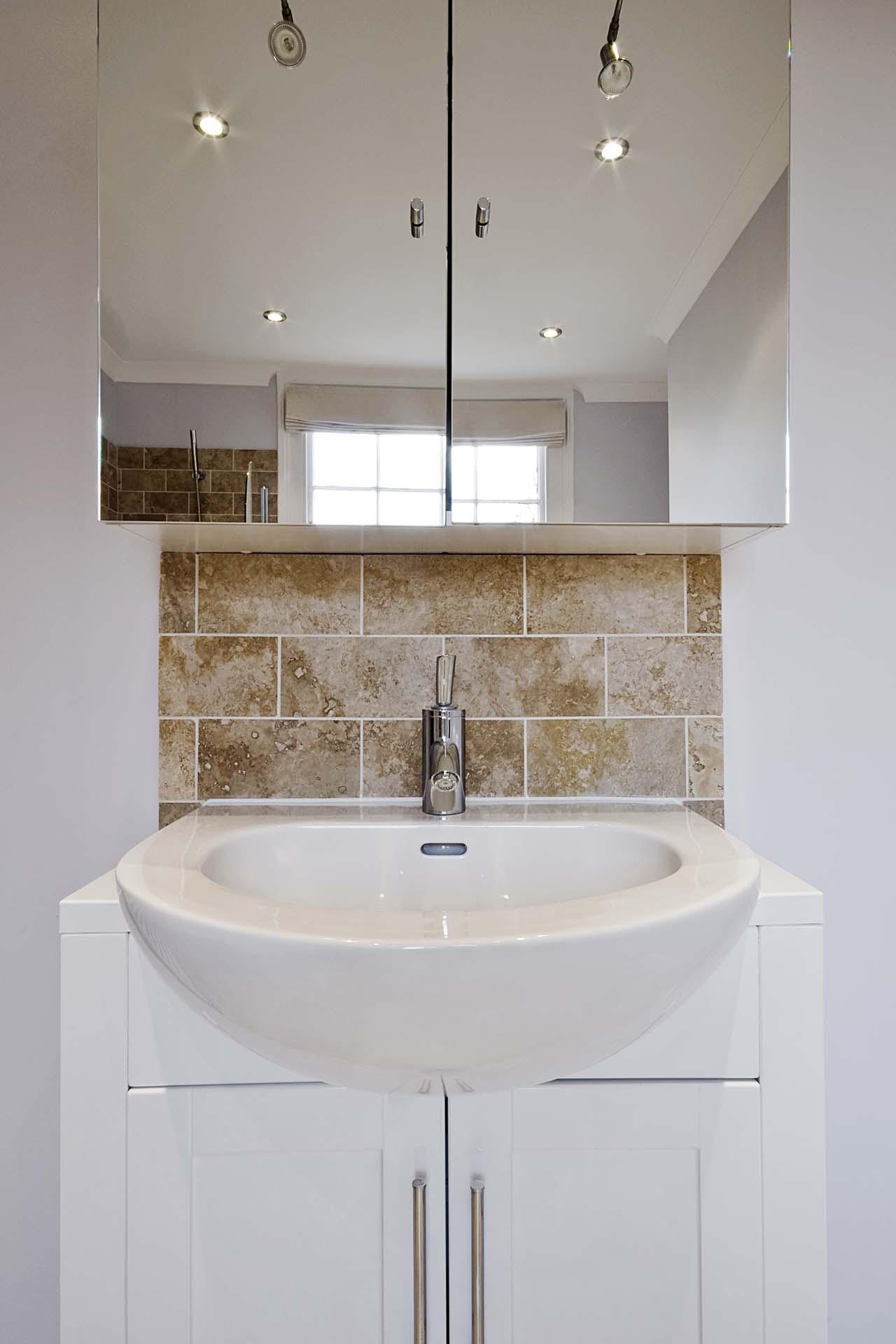 Custom World Bedrooms Bathroom Furniture - Custom made bathroom units to suit all styles