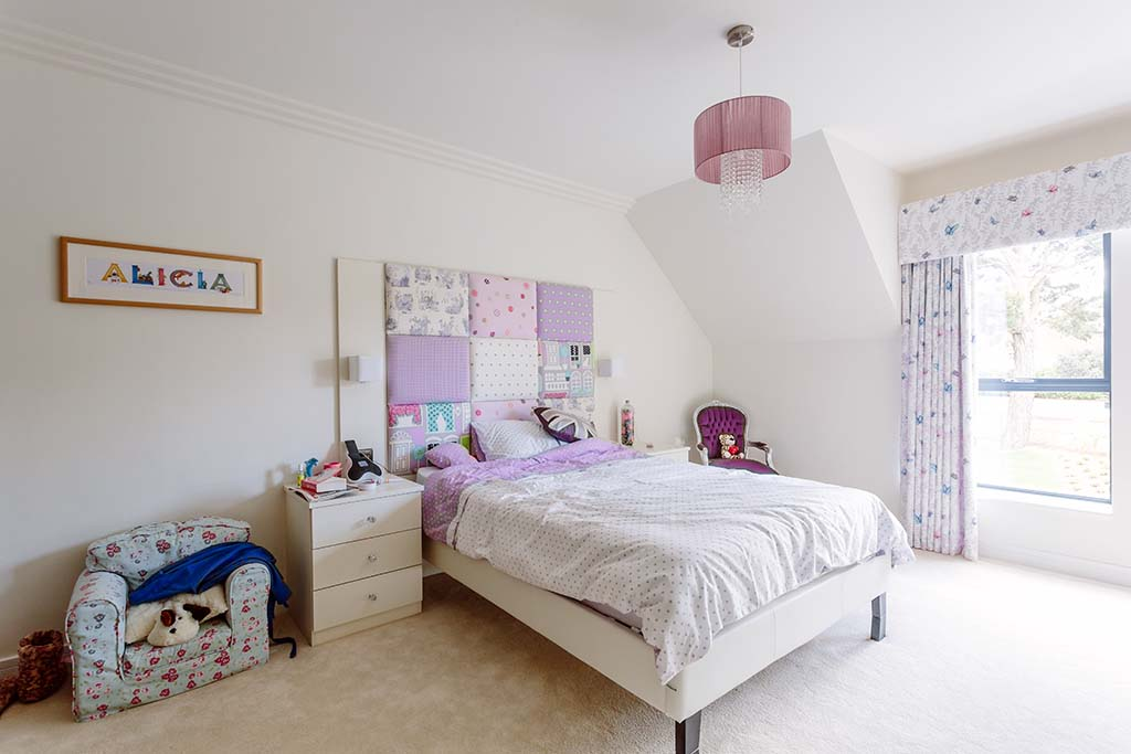 Children bedroom actual work 1 overview