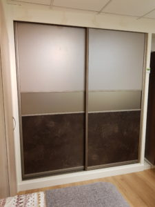 new sliding doors Tresana Range