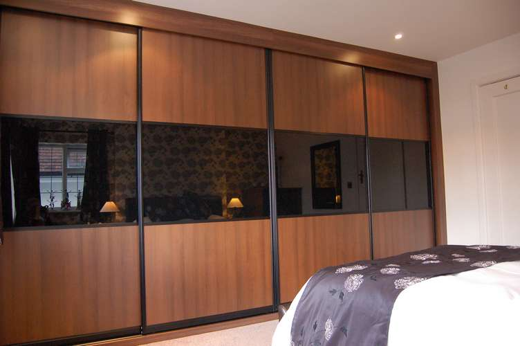 Sliding doors any size wall to wall