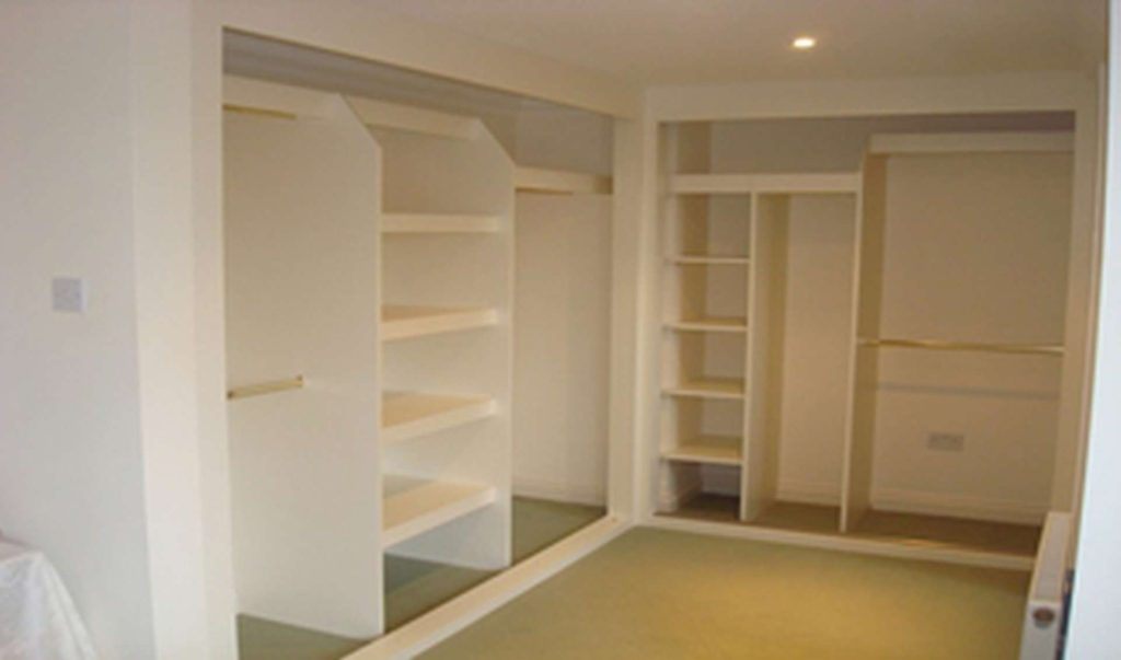 Bespoke Storage Solutions & Bedroom Storage Facilities